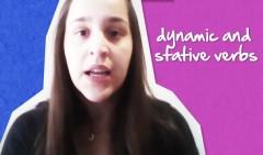 dynamic n stative